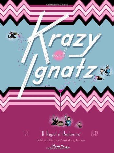 - Krazy & Ignatz, 1941-1942: