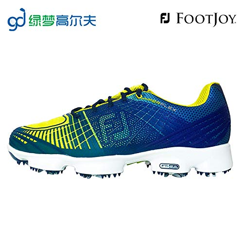フットジョイゴルフシューズのGOLFメンズ釘付け靴ゴルフ安定したグリップ快適な通気性   B07S3J9LW8