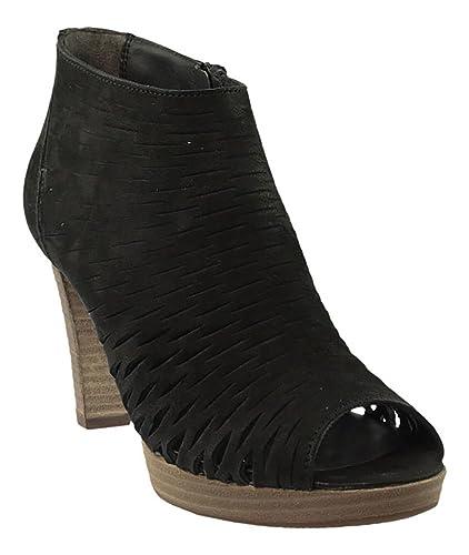 Paul Green | Sandalette | Pumps | Peeptoe schwarz, Farbe