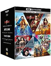 Acquista DC Extended Universe - 7 Film Collection 4K UHD + Blu-Ray Ricevi un buono di €5 da spendere su Amazon.it