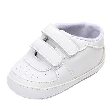 e99e420a1e04f OHmais Enfants Chaussure Bebe Garcon Premier Pas Chaussure Premier Pas bébé  Fille Sandale Souple  Amazon.fr  Chaussures et Sacs