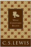 img - for What Christians Believe Hardcover - February 15, 2005 book / textbook / text book