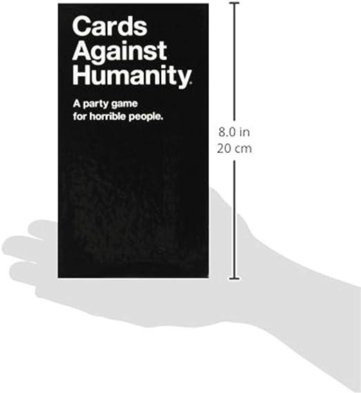 Juegos De Cartas para Adultos Jóvenes Divertidos,Tarjetas contra Humanos (Edición AU)-Juegos De Mesa para Adultos para Grupos, (Juego De Fiesta para Gente Horrible): Amazon.es: Hogar