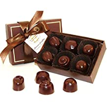 Creek House 6 Pc Vegan Chocolate Truffles, Debut