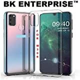 BK Enterprise™ Transparent Back Covers for Samsung Galaxy M30S Back Covers/Back Covers for Samsung Galaxy M30S Transparent Back Cover/Back Case for Samsung Galaxy M30S Cover