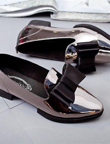 Scarpe Tacco donna 2 piatta 1 mocassini NJX Scarpe Cn36 Casual da Eu36 2 a pelle punta Uk4 us6 0fwtq