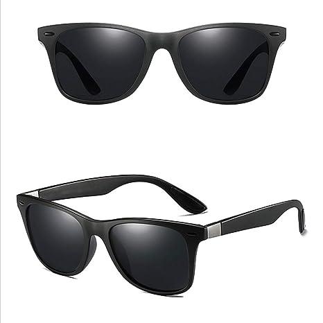 APRFELICIA Gafas de Sol polarizadas Deportivas Gafas Deportivas para Hombres Ciclismo Conducción Golf Superlight Frame (