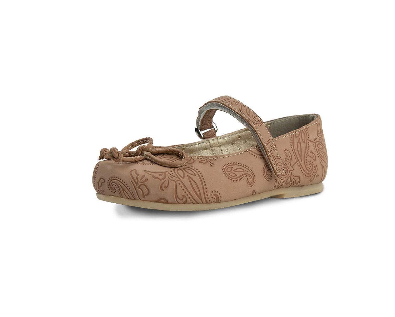 Amazon.com: Subibaja Anita - Mary Jane Front Bow Dress Flat ...