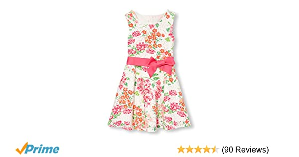c1112c920 Amazon.com  The Children s Place Girls  Sleeveless Dressy Dresses ...