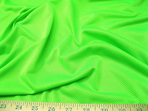 discount-fabric-athletic-sports-mesh-neon-green-ly925