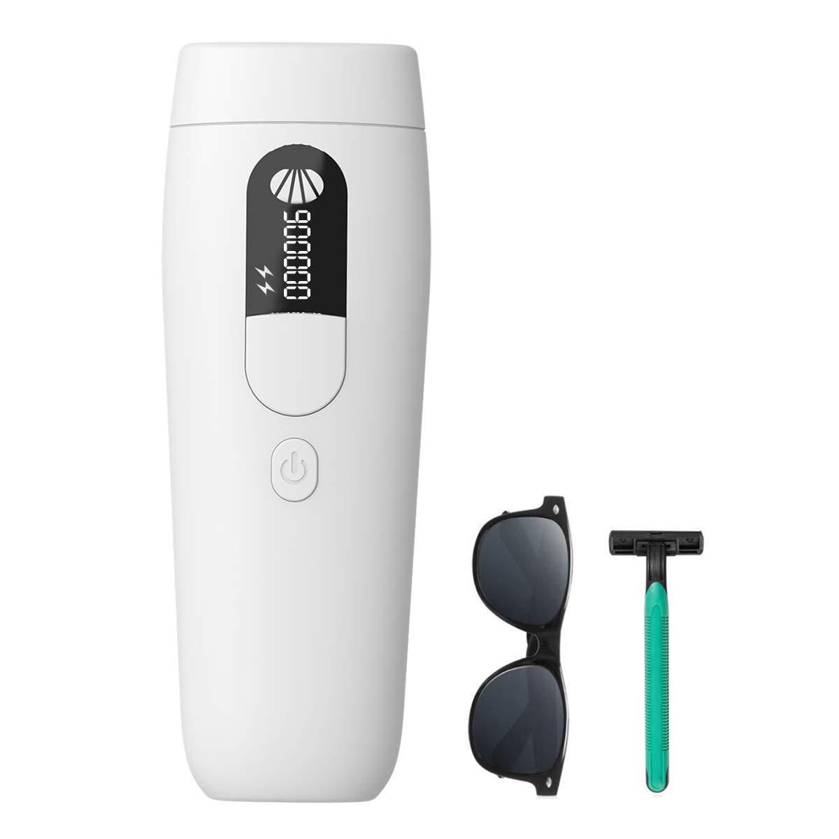 Amazon Com Ipl Permanent Hair Removal For Women Men Lovcoyo