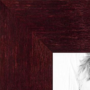 Amazon Arttoframes 85x11 Inch Dark Cherry Stain On Hard Maple