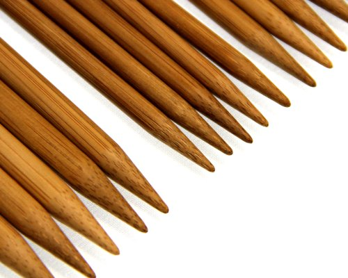 Bamboo Needles Straight Knitting (6