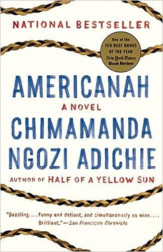 amazon com americanah 8601200954517 chimamanda ngozi adichie books