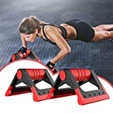 Push-ups Bars Home Fitness Equipment Collapsible Push-ups Holder Push-ups Fitness Equipment Bars Slip-resistance With Padded Handles For Upper Body Push Ups Workout Muscle Strength Training