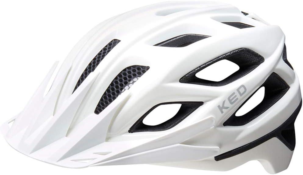 KED Companion Helm White 2020 Fahrradhelm