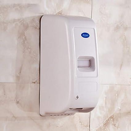 GZF Dispensador de jabón líquido Dispensador de jabón automático de inducción de Espuma enjabonado de Manos