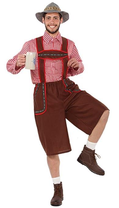Fyasa 706291-txl disfraz de Tirolés, talla XL: Amazon.es: Juguetes ...