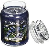 Yankee Candle Large Jar Candle, Blueberry