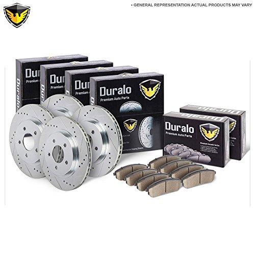 dodge ram 1500 brake rotors - 3