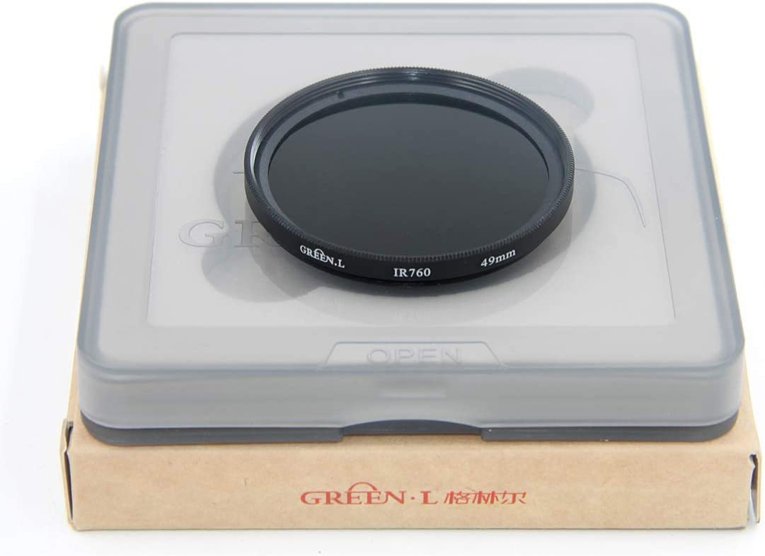 GREEN.L Infrared Filter 62mm IR 950nm X-Ray Filter Optical Glass Filter
