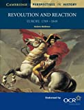 Revolution and Reaction, Andrews Matthews, 0521567343