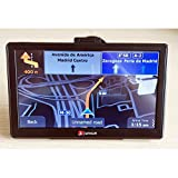 junsun-7-inch-HD-Car-GPS-Navigation-FM-8GB256M-DDR800MHZ-USACanada-Free-Map-Update-Truck-gps-Sat-nav