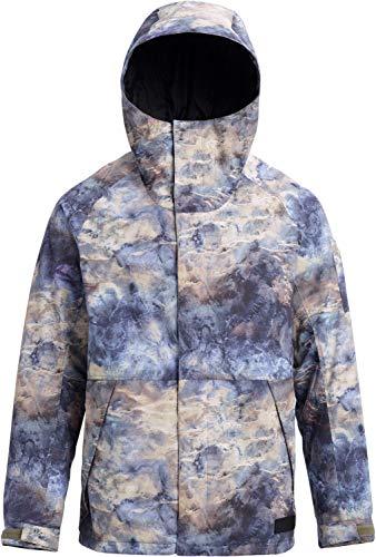 (Burton Hilltop Snowboard Jacket No Mans Land Mens Sz L)