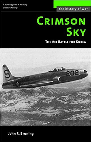 Book Crimson Sky: The Air Battle for Korea (History of War)