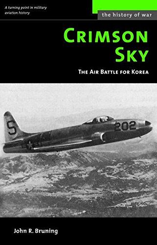 Crimson Sky: The Air Battle for Korea (History of War)