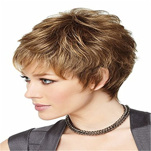 Longlove Short Hair Halloween Make-up Ball Play Game Wig ... (Halloween Stores In Baton Rouge)