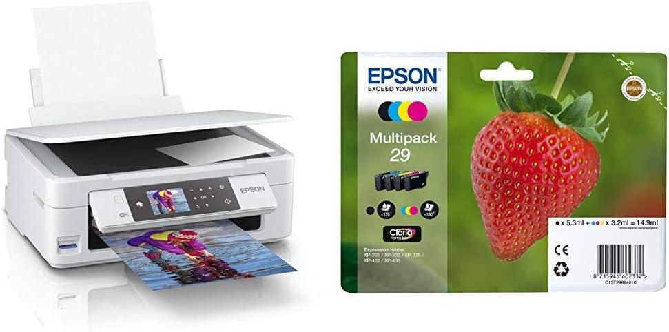 Epson Expression Home Xp 455 3 In 1 Computer Zubehör