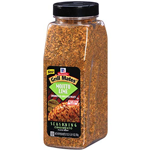 Grill Mates Seasoning, Mojito Lime, 27 Ounce