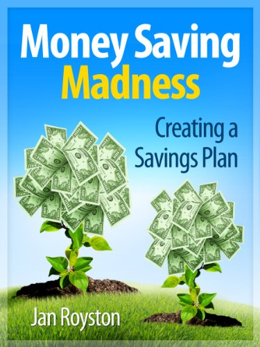 Creating A Savings Plan (Money Saving Madness Book 1)