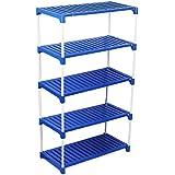 Ebee Multipurpose Rack 5 Steps - Blue