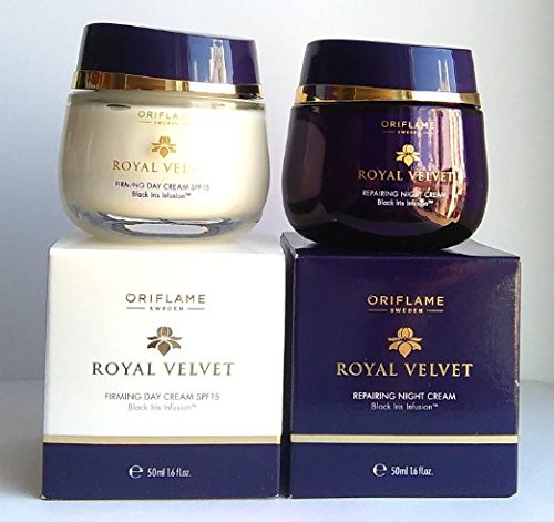 Oriflame Royal Velvet 40+ SET : Firming Day Cream SPF 15 + Repairing Night Cream by Oriflame
