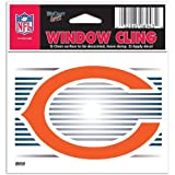 NFL 8x8 cm Static Cling Auto Decal (Variety of Teams Available)