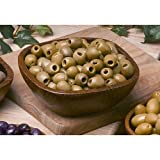 Pitted Picholine Olives - 11 Lb Tub