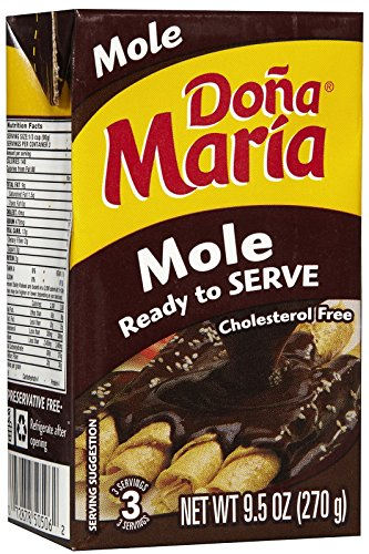 Dona Maria Ready to Serve Mole - 9.5 oz ()