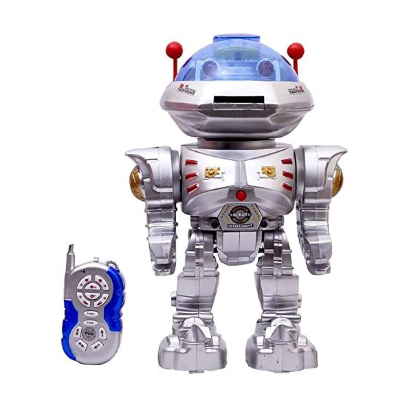 12Inch Robot IR Radio Control RC Racing Car Kids Toys Toy Gift Remote