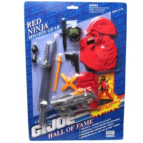 Joe Mission Gear Gi (G.I. Joe Hall of Fame