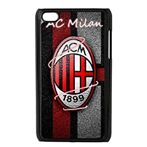AC Milan iPod Touch 4 Case Black Tolh