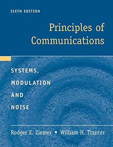 Principles of Communications
