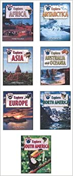 Book Explore the Continents