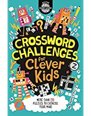 Crossword Challenges for Clever Kids (Buster Brain Games)