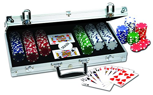 ProPoker 300 Poker Chip Set im Aluminiumkoffer