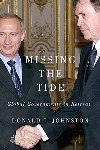Missing the Tide: Global Governments in Retreat