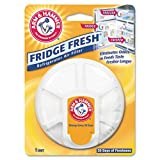 Arm & Hammer Fridge Fresh Baking Soda, Unscented - eight units.