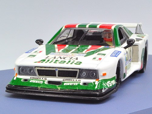 1/43 ランチア ベータ 1979年ジロ・デ・イタリア フィギュア付 #576 G.Villeneuve (グリーン×ホワイト) 9462/D