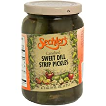 Sechlers Pickle Candied Swt Dill Strip
